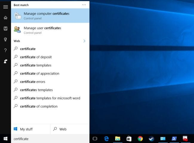 How to Check for Dangerous, Superfish-Like Certificates on Your Windows PC ilicomm Technology Solutions