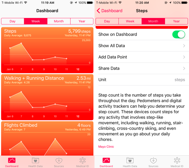 How to Track Your Steps With Just an iPhone or Android Phone