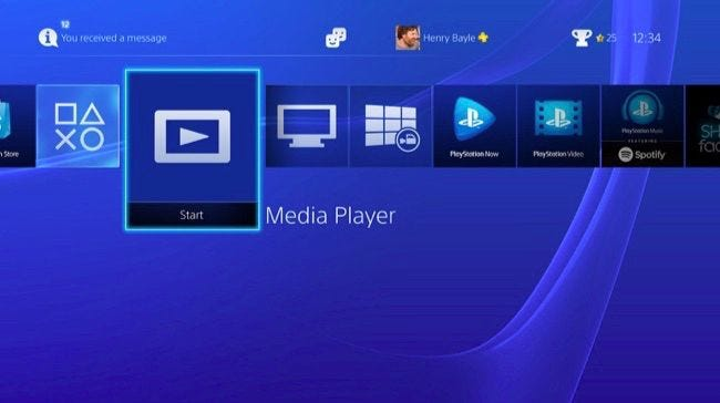 How to Play Local Video and Music Files on Your PlayStation 4