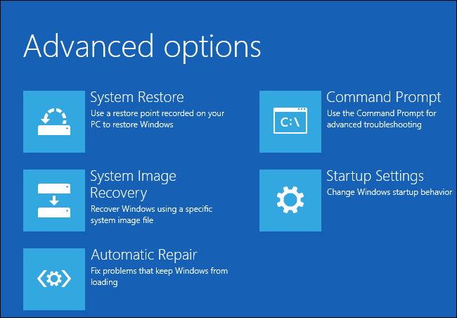 How to Restore System Image Backups on Windows 7, 8, and 10 ilicomm Technology Solutions