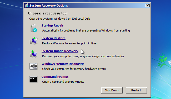 recovery drive windows 8.1 download