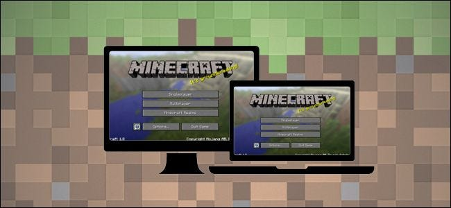How To Play Multiplayer LAN Games With A Single Minecraft Account - Minecraft spieler id