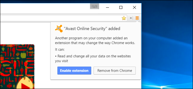 avast firefox issue