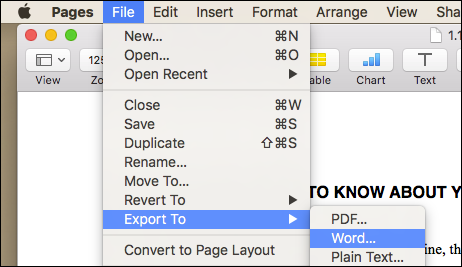 How to Convert Pages, Numbers, and Keynote Files So They Open in