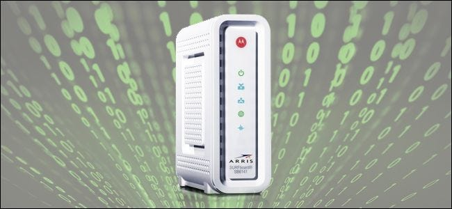 How to Read Your Cable Modem's Diagnostic Page When