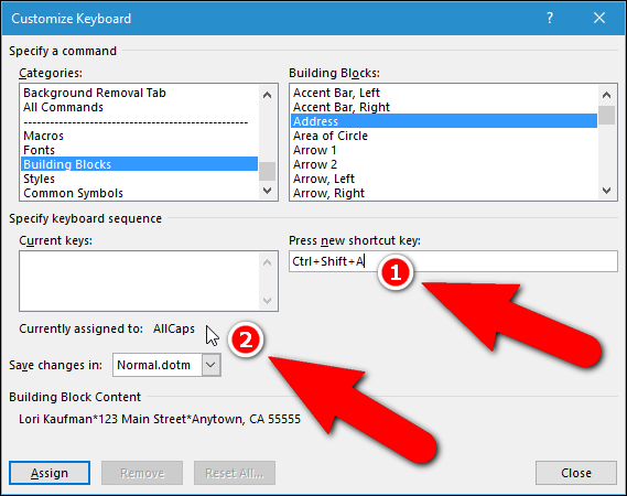 07_shortcut_key_already_assigned
