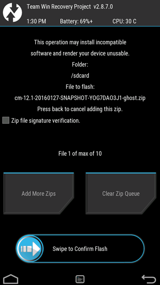 How to Flash a New ROM to Your Android Phone