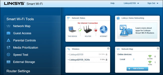 How to Set Up a Media and File Server with Linksys Smart Wi-Fi