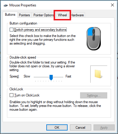 How to Customize Your Mouse Scroll Speed in Windows