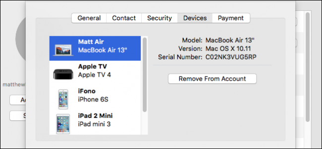 How to Remove Devices from Your iCloud Account