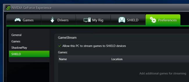 How to Stream Games With NVIDIA GameStream to Any Computer, Tablet