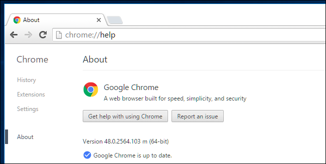 You Should Upgrade to 64-bit Chrome  It's More Secure