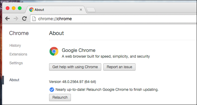 You Should Upgrade to 64-bit Chrome  It's More Secure, Stable, and