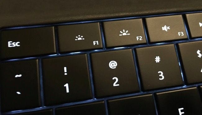 How to Adjust Your PC's Screen Brightness, Manually and Automatically