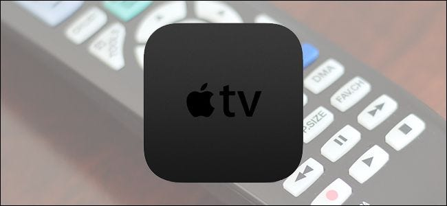 How to Use Your TV or Receiver Remote to Control Your Apple TV