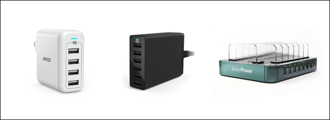 Form Factor Usb Charging Stations