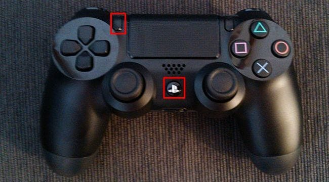 How to hook up ps4 controller to ps vita