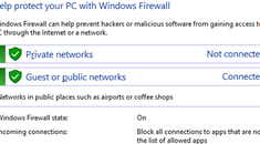 How to Allow Apps to Communicate Through the Windows Firewall