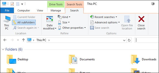 How to Search for Files from a Certain Date Range in Windows