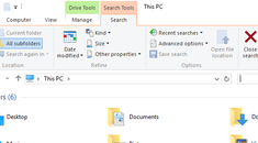 How to Search for Files from a Certain Date Range in Windows 8 and 10