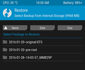 How to Copy TWRP Android Backups to Your PC for Safe Keeping