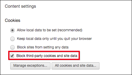 How to Block Third-Party Cookies in Every Web Browser ilicomm Technology Solutions