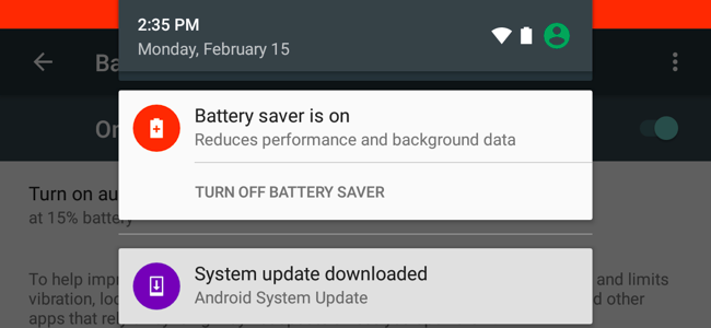How to Use and Configure Android\u0027s \u201cBattery Saver\u201d Mode
