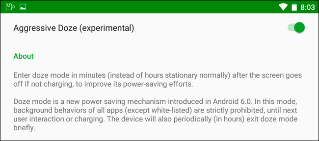 How Android's Doze Improves Your Battery Life, and How to Tweak It - Image 6