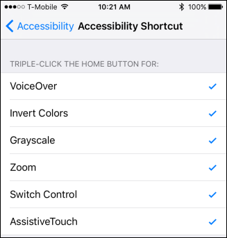 Use a Triple-Click on Your iPhone for These Useful Shortcuts
