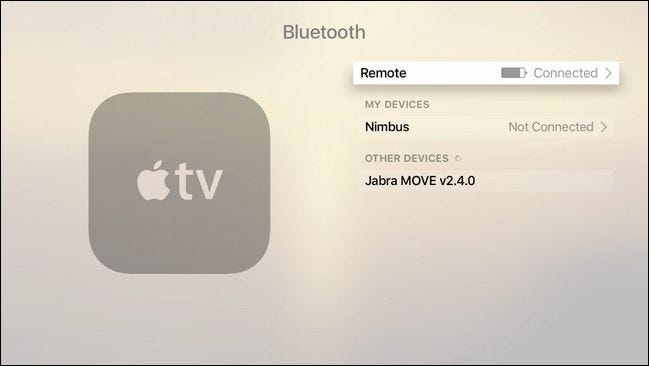 how to connect bluetooth headphones to your apple tv. Black Bedroom Furniture Sets. Home Design Ideas