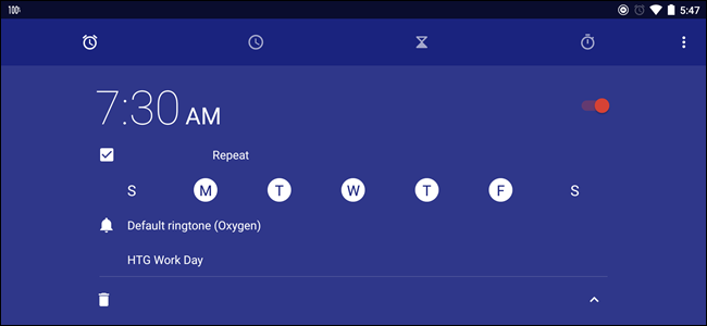 How to Use the Alarm, Timer, and Stopwatch on Android