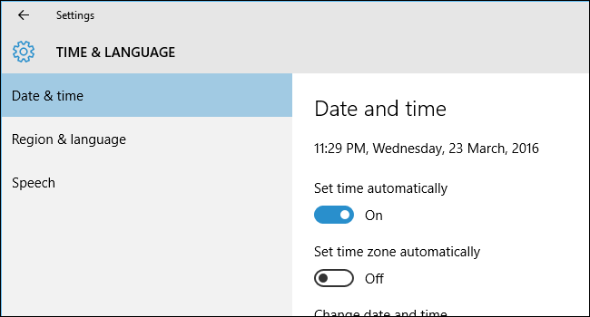how to change the date format in ein windows 7