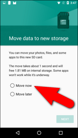 How to Install and Move Android Apps to the SD Card