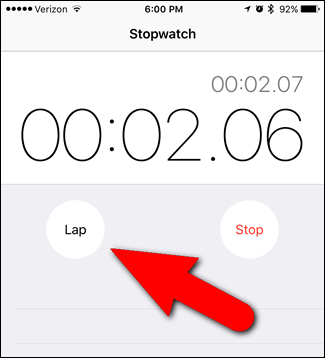 11_tapping_lap_on_stopwatch