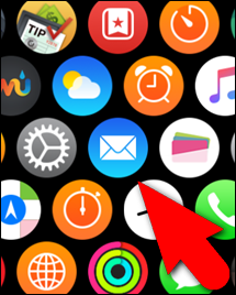 06_tapping_mail_icon_on_watch