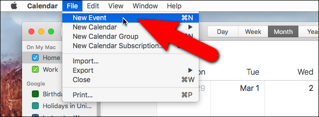 How to Set the Default Calendar for New Appointments in iOS and OS X - Image 14