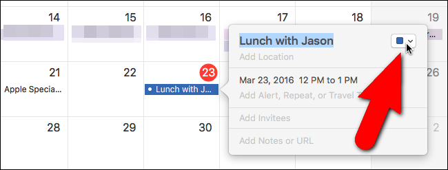 How to Set the Default Calendar for New Appointments in iOS and OS X - Image 16