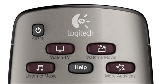 How to Control Your Entire Home Theater with a Logitech
