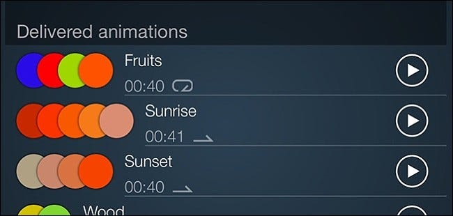 How to Create Animations with Your Philips Hue Lights