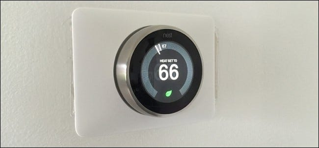 how to install and set up the nest thermostat