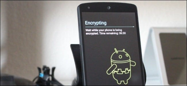 How to Encrypt Your Android Phone (and Why You Might Want to)