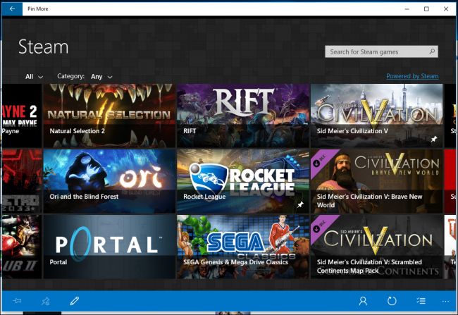 How to Create Custom Start Menu Tiles for Your PC Games in