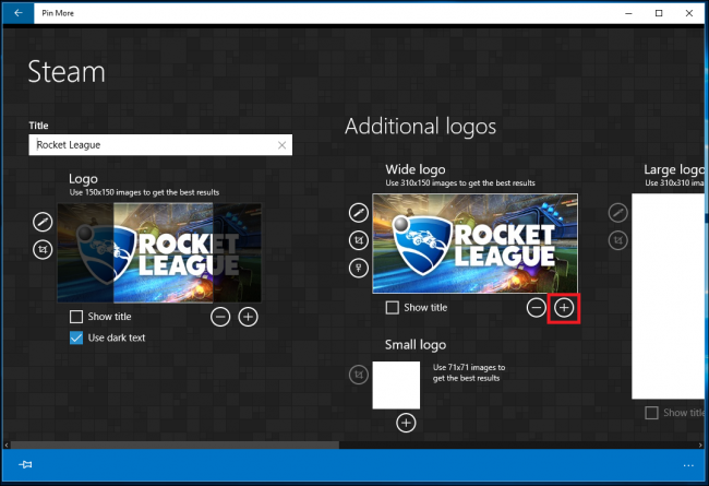 How to Create Custom Start Menu Tiles for Your PC Games in Windows 10