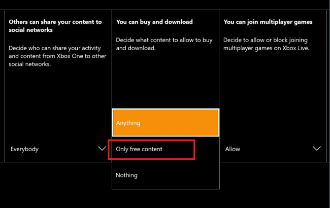 How to Customize Your Xbox One's Privacy Settings