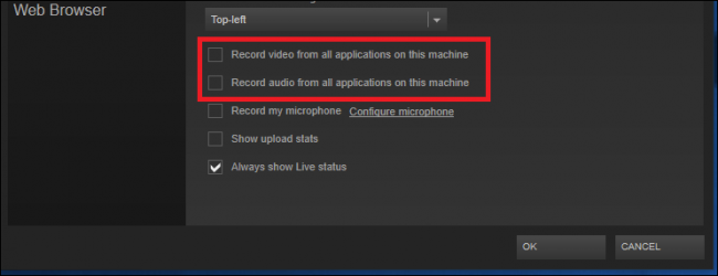 How to Broadcast Your Games Online with Steam