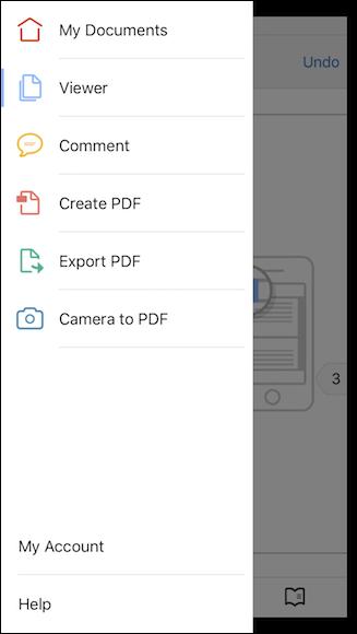 how to change doc to pdf on ipad