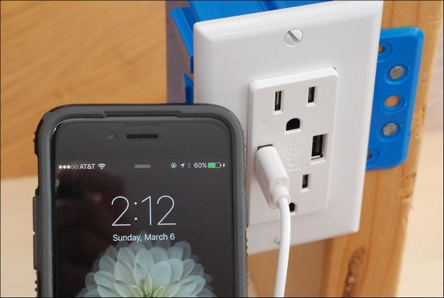 How to upgrade your outlets for usb charging asfbconference2016