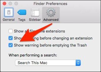 Delete Immediately – An Insight
