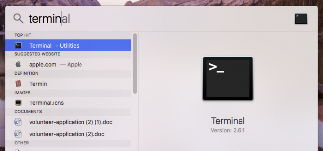 how do you open the applications folder on a mac