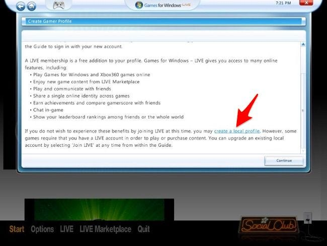 "How to Make ""Games for Windows LIVE"" Games Playable on"